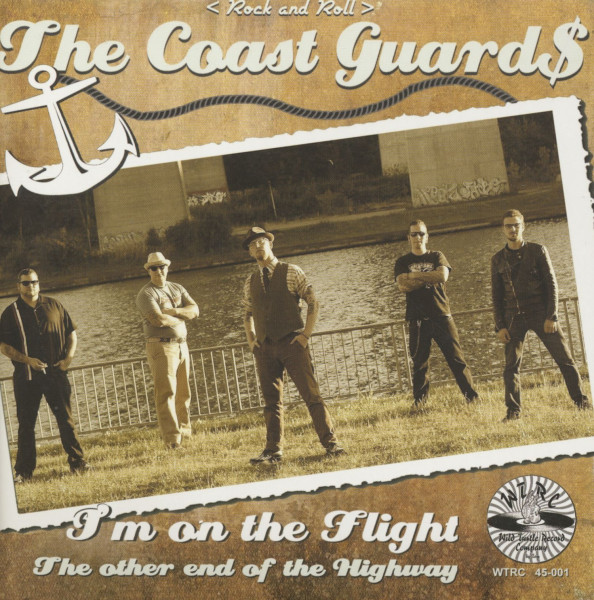 I'm On The Flight - The Other End Of The Highway (7inch, 45rpm & CD)