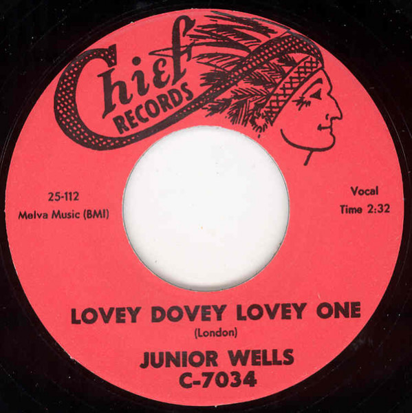 Lovey Dovey Lovey One - You Sure Look... 7inch, 45rpm