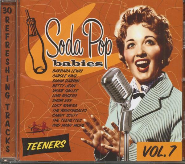 Soda Pop Babies Vol.7 (CD)