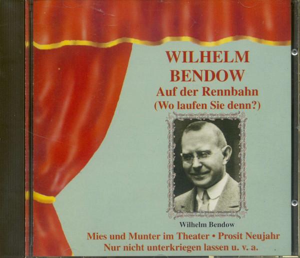Auf der Rennbahn (CD)
