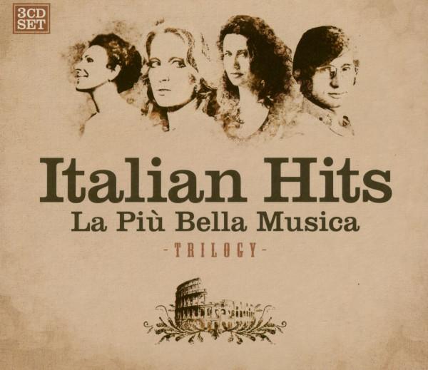 Italian Hits Trilogy (3-CD Digipac)