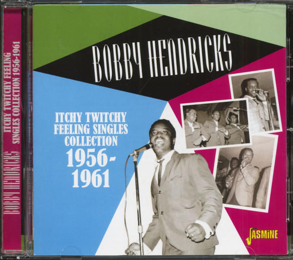 Itchy Twitchy Feeling - Singles Collection 1956-1961 (CD)
