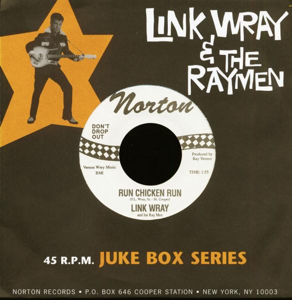Norton Juke Box Series Vol.5 - Run Chicken Run (7inch, 45rpm)