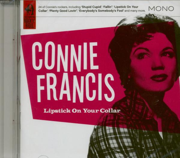 Lipstick On Your Collar (CD)