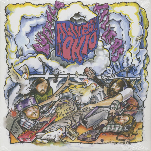 Alive And Well In Ohio (LP, 180g Vinyl)