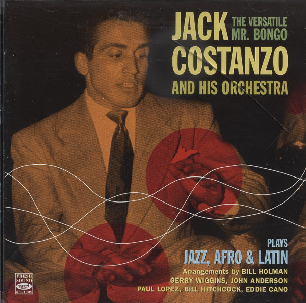 Plays Jazz, Afro & Latin
