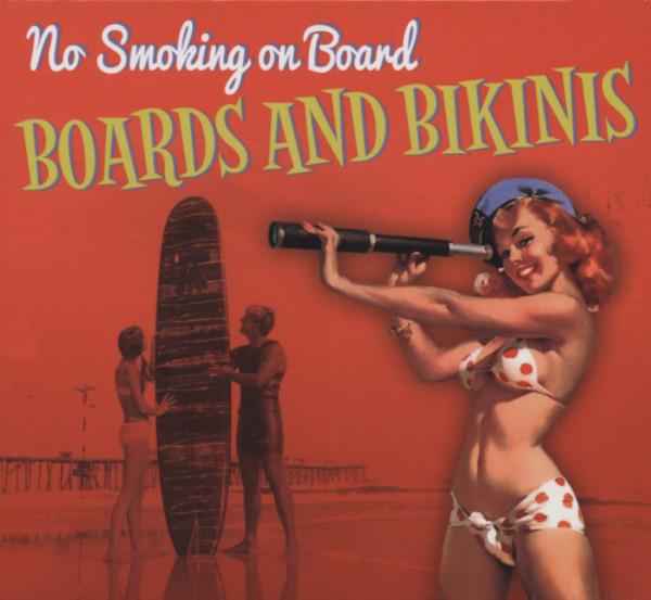 Boards And Bikini