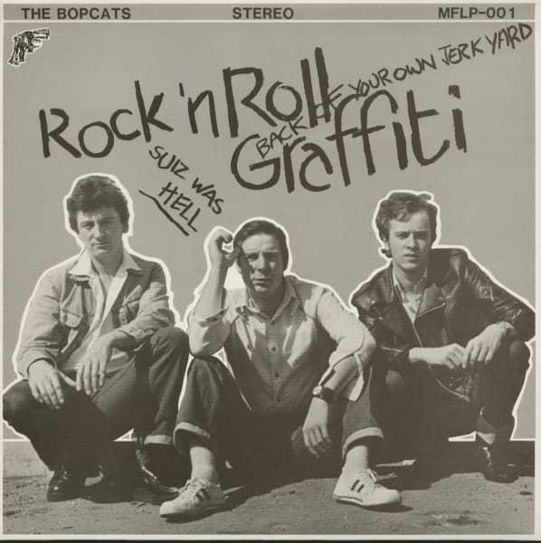 Rock And Roll Graffiti (LP)