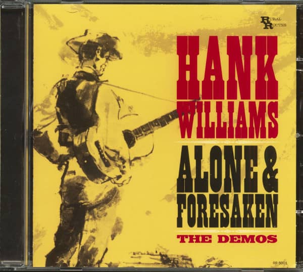 Alone & Forsaken - The Demos (CD)