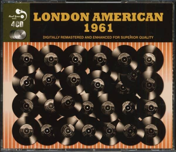 London American 1961 (4-CD)