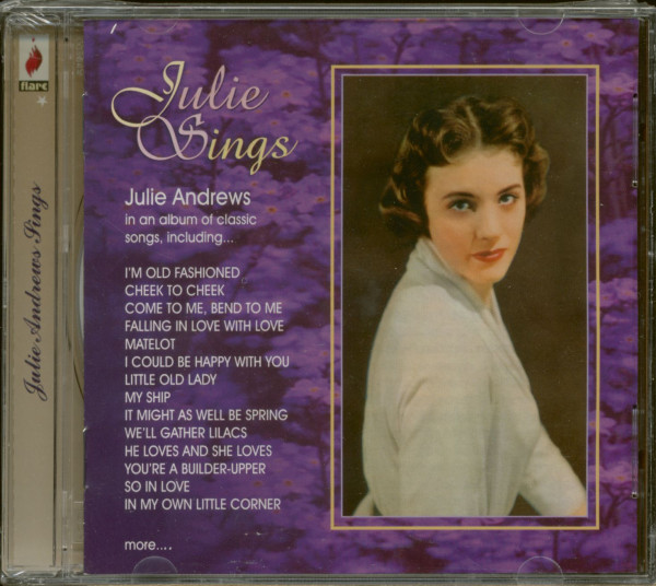Julie Sings (CD)