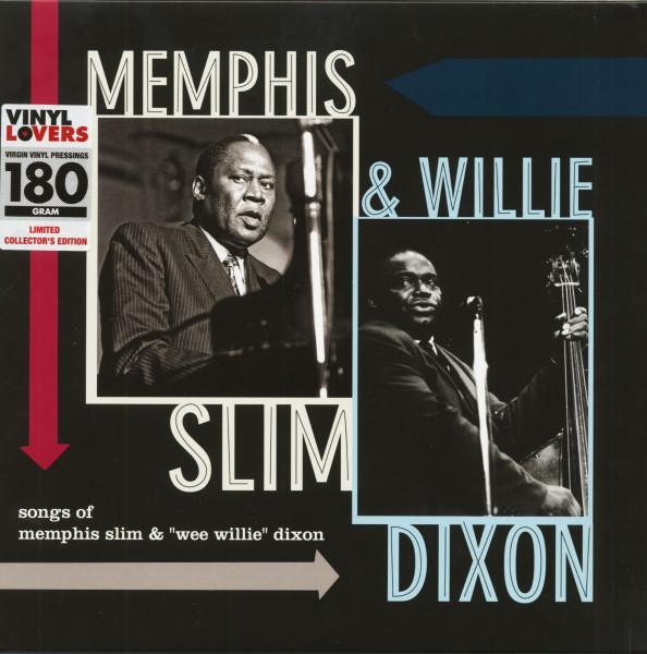 Songs Of Memphis Slim & 'Wee Willie' Dixon (LP, 180g Vinyl, Ltd.)
