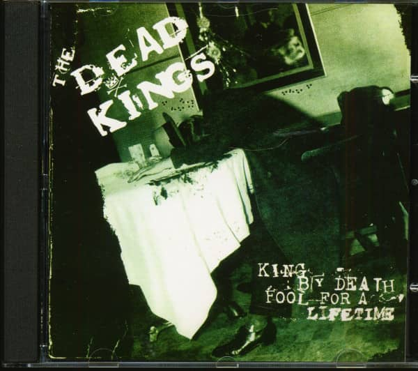 King By Death Fool For A Lifetime (CD)