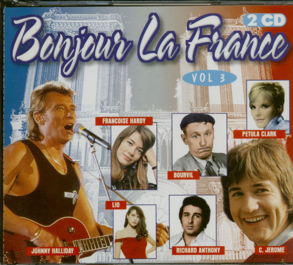 Bonjour La France Vol.3 (2-CD)