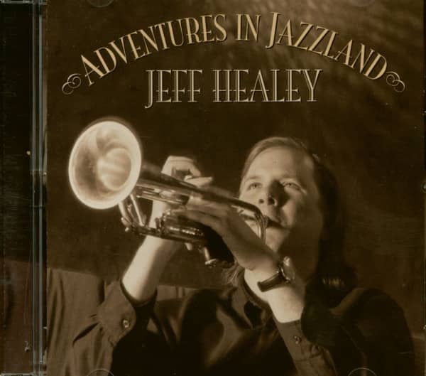 Adventures In Jazzland (CD, Cut-Out)