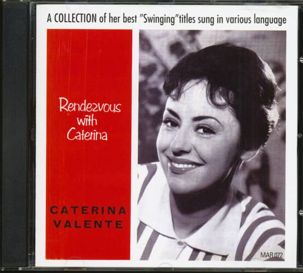 Rendez-Vous With Caterina Valente (CD)