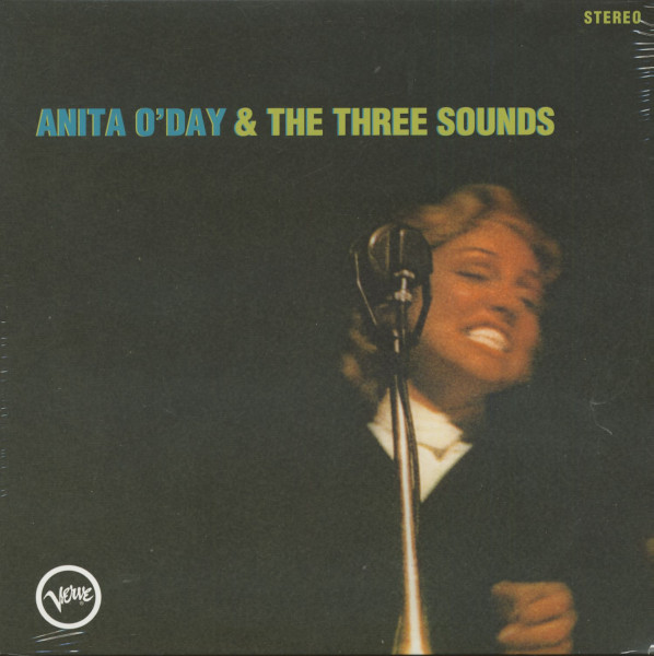 Anita O'Day And The Three Sounds (LP, 180g Vinyl)