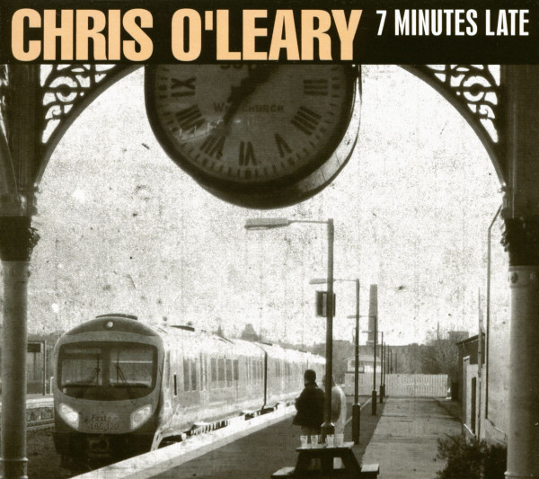 7 Minutes Late (CD)