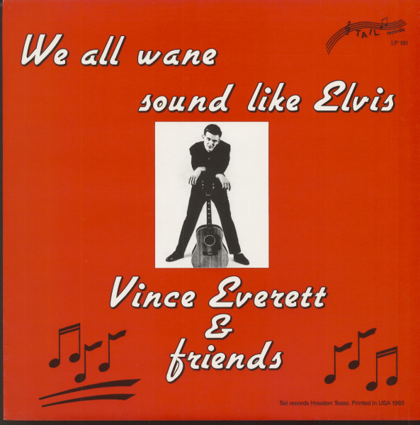 We All Wanna Sound Like Elvis