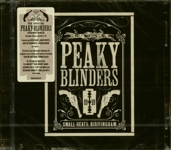 Peaky Blinders - The Official Soundtrack (2-CD)