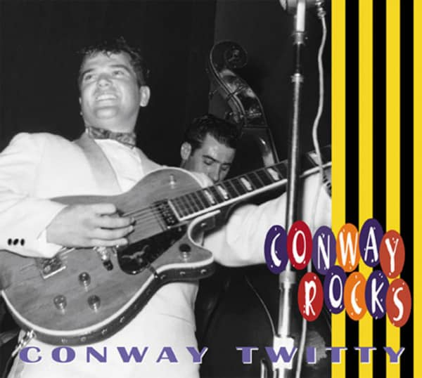 Conway Twitty - Conway Rocks