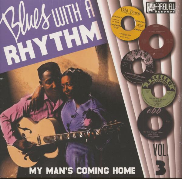 Blues With A Rhythm, Vol.3 (LP, 10inch)