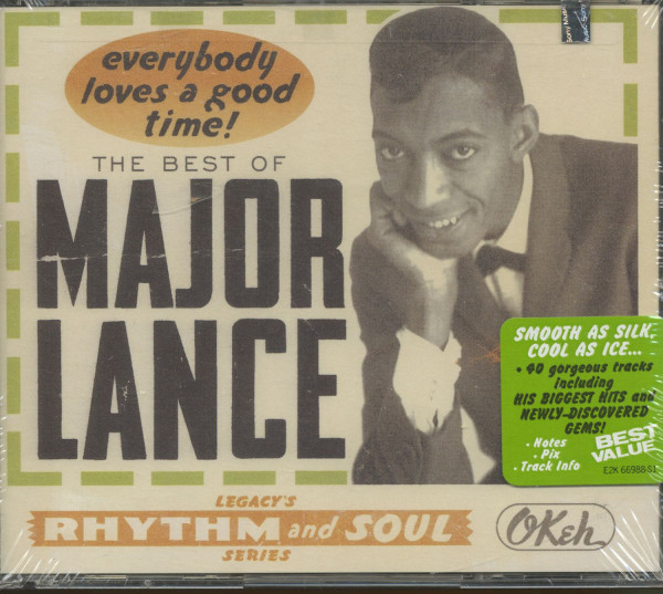 Everybody Loves A Good Time - The Best Of Major Lance (2-CD)