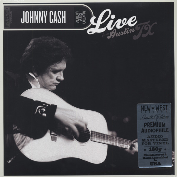 Live From Austin TX - 180g Vinyl Ltd.(2012)