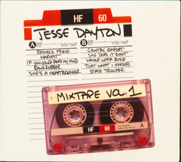 Mixtape Vol.1 (CD)