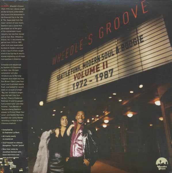 Wheedle's Grove, Vol.2 (2-LP, 180g Vinyl)