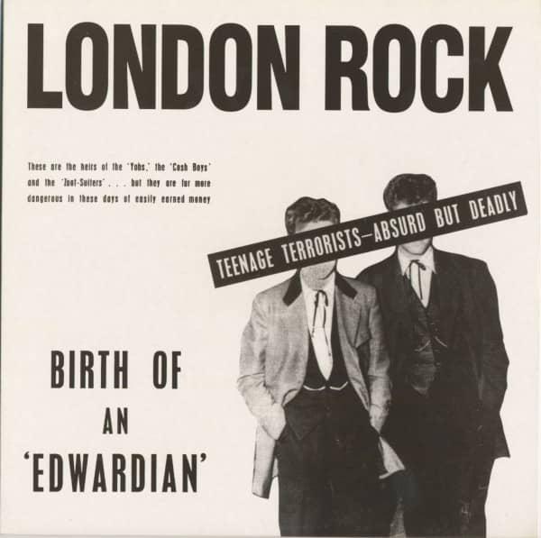London Rock (LP, 10inch)