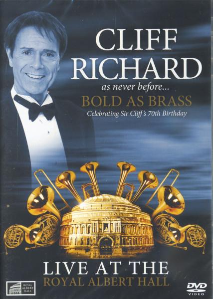 Cliff Richard As Never Before... Bold As Brass (DVD)
