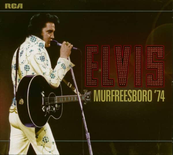 Murfreesboro '74 (2-CD)