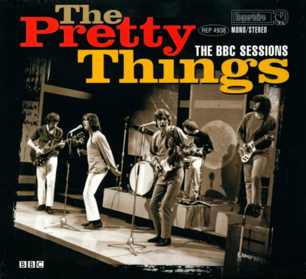 The BBC Sessions Digipack 2-CD
