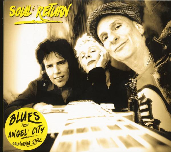 Soul Return (CD)
