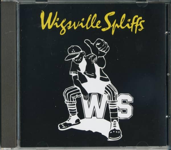The Wigsville Spliffs (CD Album)