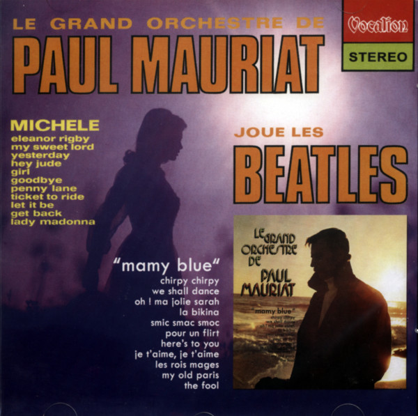 Paul Mauriat Plays The Beatles & Mamy Blue