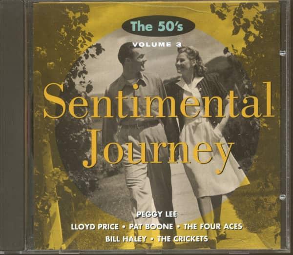 Sentimental Journey Vol.3 - The 50s (CD)