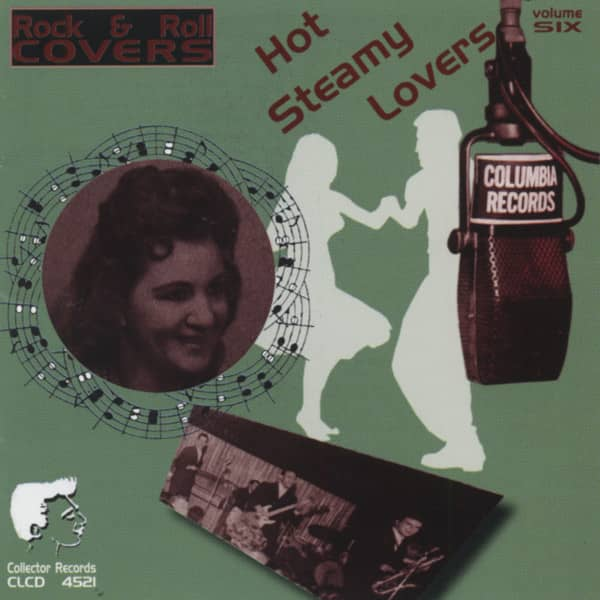 Vol.6, Hot Steamy Lovers - Rock & Roll Covers