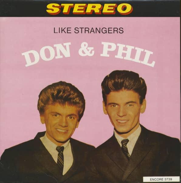 Like Strangers - Don & Phil (LP)