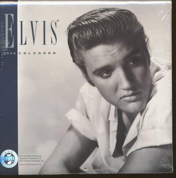 Elvis - Official 1998 Calendar