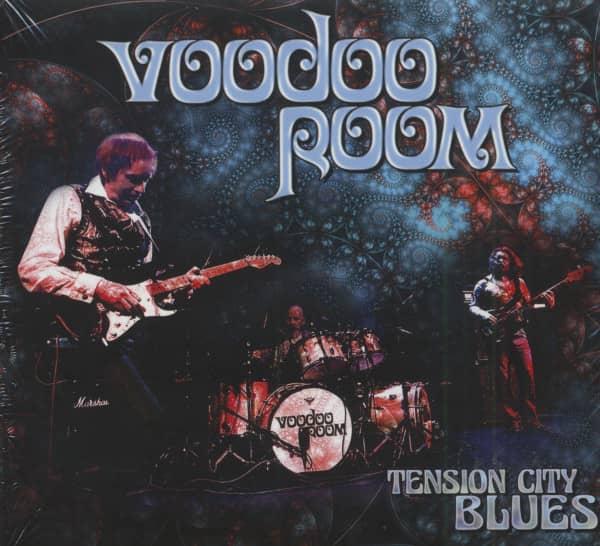 Tension City Blues (CD)