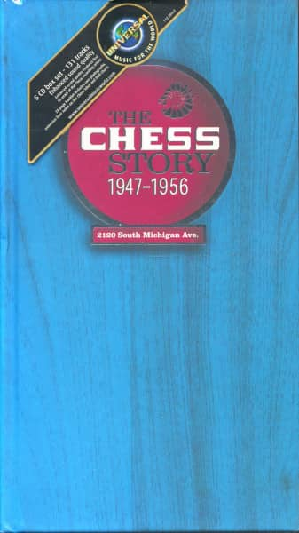 The Chess Story Vol.1 - 1947-1956 (5-CD Box Set)