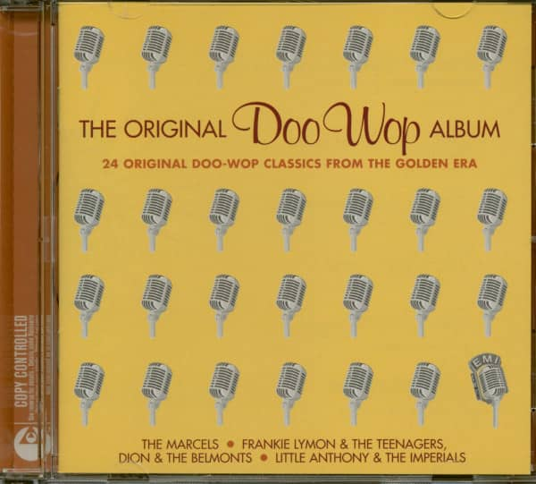 The Original Doo Wop Album