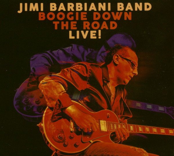 Boogie Down The Road - Live (CD)