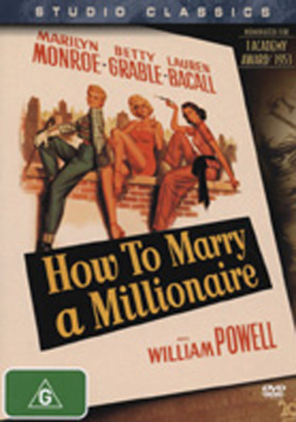 How To Marry A Millionaire (4)