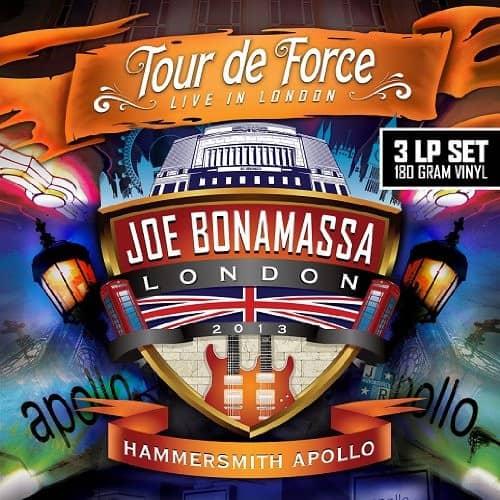 Tour De Force: Live At Hammersmith Apollo
