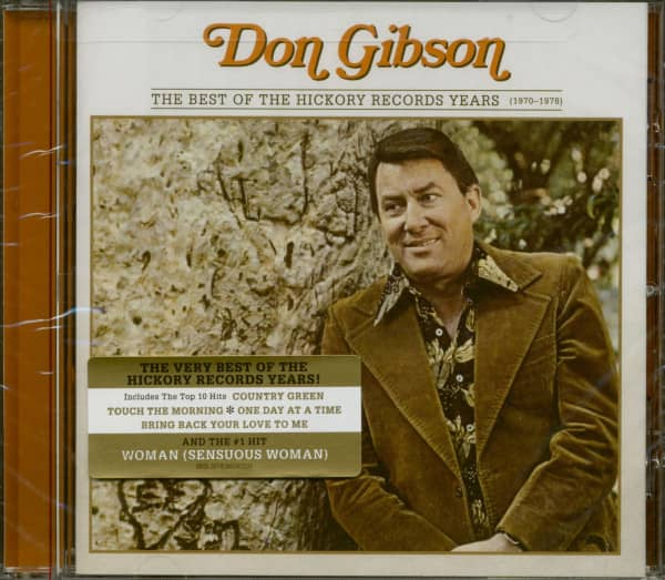 Best Of The Hickory Records Years 1970-1978 (CD)