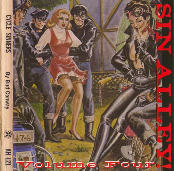 Sin Alley Vol.4 (Vinyl LP)