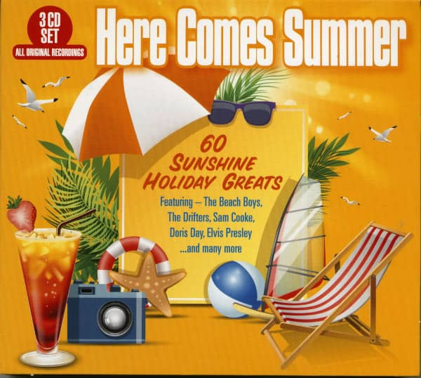 Here Come Summer (3-CD)